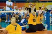 Женская сборная Украины по волейболу сразится с Китаем за выход в финал Паралимпиады