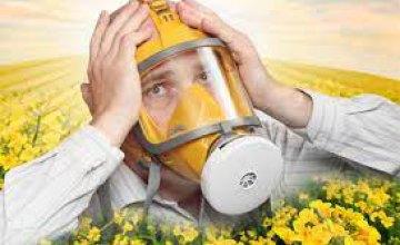 Жителей Днепропетровской области  ждут три пыльцевых волны: как подготовиться аллергикам