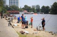 Діти рибалять, батьки допомагають: у Дніпрі пройшов перший дитячий рибальський фестиваль