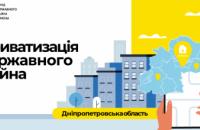 У 2021 році на Дніпропетровщині приватизували 9 об'єктів державної власності