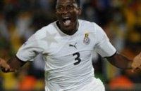 ЧМ-2010: Сборная Ганы обыграла Сербию 1:0