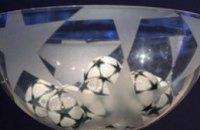 Завтра состоится жеребьевка полуфинальной стадии Кубка Украины