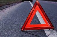 Масштабное ДТП с участием маршрутки на виадуке в Днепре: движение затруднено