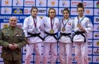 Днепровские дзюдоисты стали призерами Кубка Европы «European Judo Open Warsaw 2020»
