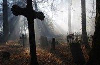В Новомосковске мужчина похищал металл с кладбища