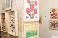 В Днепре открылась выставка писанки и вытынанки (ФОТОРЕПОРТАЖ)