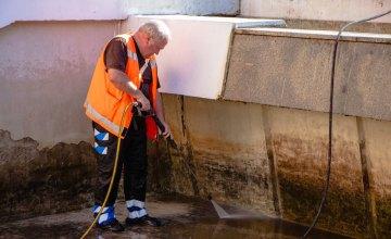 Чисте Дніпро: як у місті слідкують за чистотою фонтанів