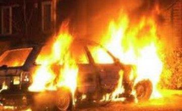 Задержаны злоумышленники, совершившие поджог машины ДПС во время патрулирования