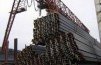 В октябре 2008 года производство металлопроката уменьшится почти до 50%