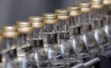 Криворожанин организовал у себя дома подпольное производство  алкоголя