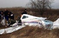 В Закарпатской области в результате падения легкомоторного самолета погибли 3 человека
