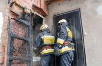 В центре Днепра загорелась многоэтажка: погибших и пострадавших нет
