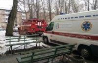 На Днепропетровщине спасатели выбили дверь в квартиру пенсионера, который несколько дней никому не открывал