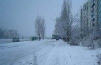 На очистку дорог от снега выведут 123 машины