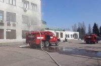 В Днепропетровской области произошел пожар на шахте (ПОДРОБНОСТИ)
