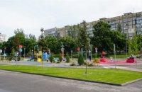 У Дніпрі витрачають чималі гроші на відновлення пошкоджених вандалами елементів благоустрою у парках та скверах