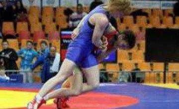 Украинская спортсменка стала серебряной призеркой чемпионата Европы по женской борьбе
