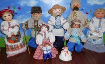 Кукла-мотанка жительницы Днепропетровщины стала лучшей в Украине (ФОТО)