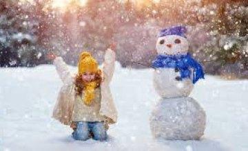 Какой будет погода на Днепропетровщине в Новый год