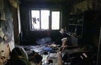 На Днепропетровщине горела трехкомнатная квартира: мужчина получил сильные ожоги (ФОТО, ВИДЕО)
