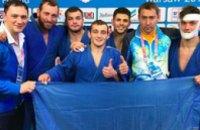Дзюдоист из Днепра Геворг Хачатрян завоевал бронзу на Чемпионате Европы
