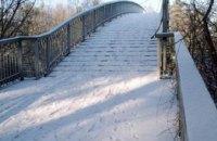 В Черкассах 30-летняя женщина прыгнула с моста и выжила