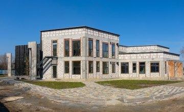 Детский сад нового поколения строим в поселке Илларионово - Валентин Резниченко