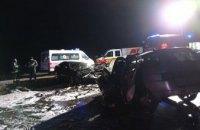 В результате ДТП на Днепропетровщине погибли два человека: разыскиваются свидетели