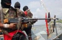 Сомалийские пираты захватили судно с 10 украинцами на борту
