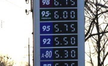 АМКУ рекомендует не повышать цены на бензин и дизтопливо