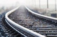 В Кривом Роге поезд отрезал женщине ноги (ФОТО)