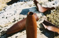 В Кривом Роге обнаружены 8 артиллерийских снарядов