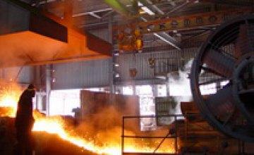 Госгорпромнадзор обнаружил нарушения в строящемся заводе «Днепросталь»