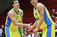 В Днепропетровске сборная Украины одержала вторую победу в квалификации Евробаскет–2011