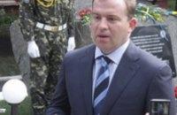 Дмитрия Колесникова отметили нагрудным знаком «За вклад в развитие Вооруженных Сил Украины»