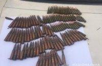 На Днепропетровщине 49-летний мужчина хранил 125 боевых патронов различного калибра (ФОТО)