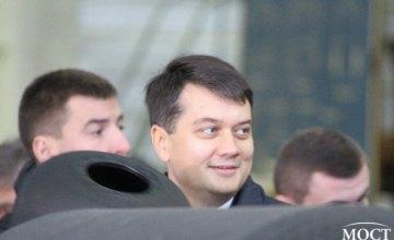В Днепре в рамках рабочего визита Дмитрий Разумков посетил КБ «Южное» (ФОТОРЕПОРТАЖ)