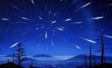 В ночь на 4 января украинцы смогут увидеть в небе метеоритный дождь