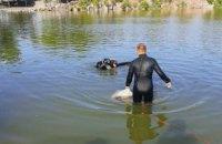 Нашли на глубине 12 м: в Днепре 26-летний мужчина утонул в карьере на Красном Камне