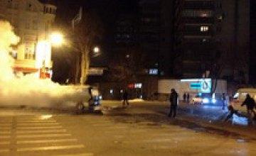 Водители машин, пострадавших в ДТП на ул. Карла Либкнехта, госпитализированы