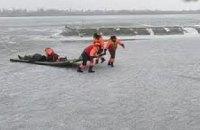 В Днепре чуть не утонули 4  ребенка