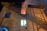 На Днепропетровщине  при пожаре в собственной квартире погиб владелец