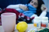 За минувшую неделю гриппом и ОРВИ заболело более 16 тыс. жителей Днепропетровщины