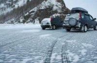 Укравтодор призывает водителей срочно менять шины на зимние