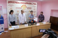 Як у Дніпрі проходить наймасштабніша медична місія «Лікарі об'єднуються для допомоги дітям»
