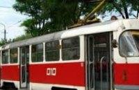 Сегодня в Днепре некоторые трамваи закончат свою работу раньше
