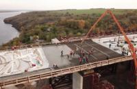 На Решетиловской трассе строят мост через канал Днепр-Донбасс