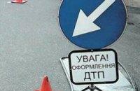 Под Новомосковском разбились две 19-летние девушки