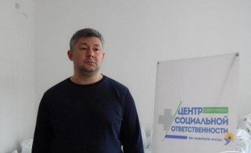 Уберечь одиноких пожилых людей: Сергей Никитин рассказал о тонкостях работы Центра социальной ответственности Днепра