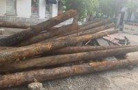 На двух центральных улицах Днепра ремонтируют тепловые сети: движение перекрыто (ФОТО)